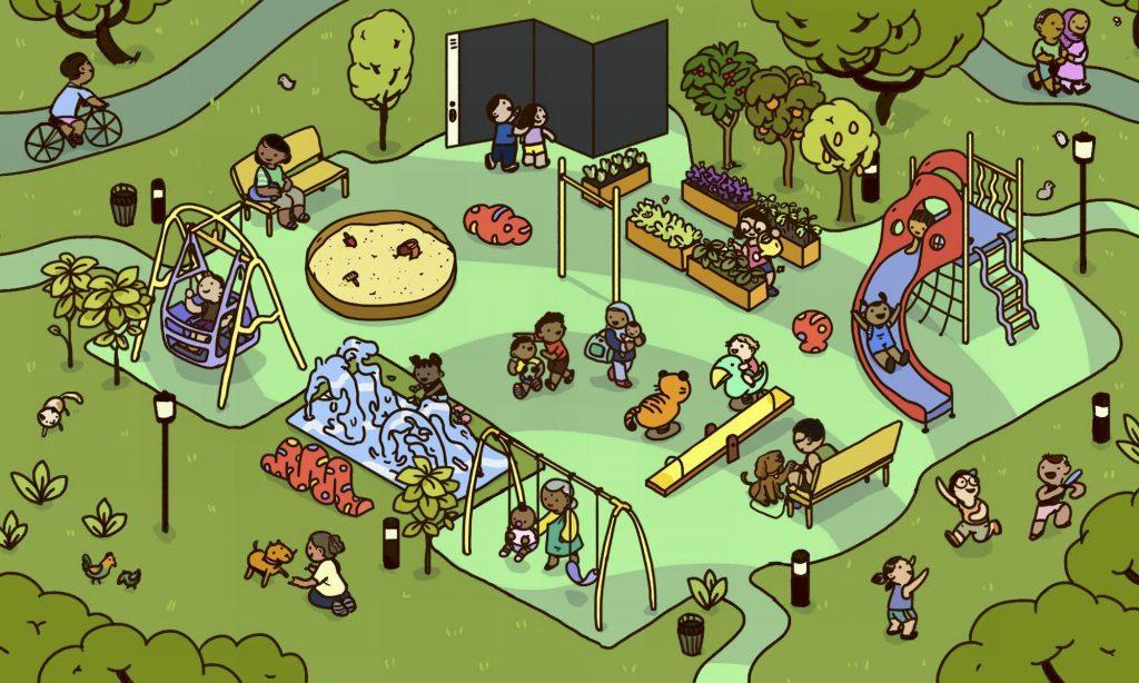 Joy Ho Playgrounds