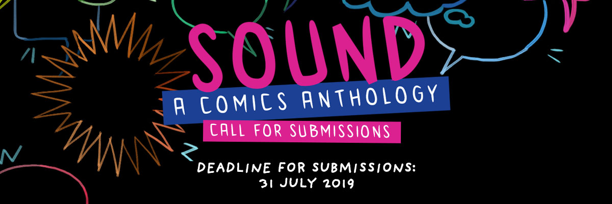 SOUND: A Comics Anthology