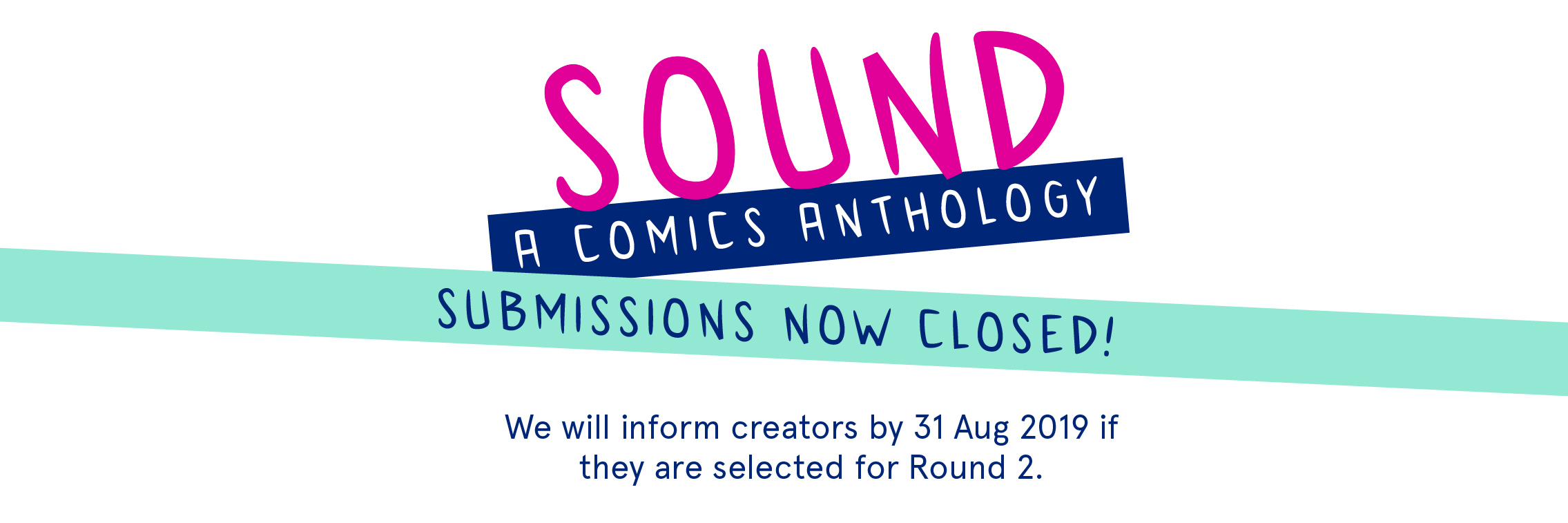 Frequently Asked Questions – SOUND: A Comics Anthology