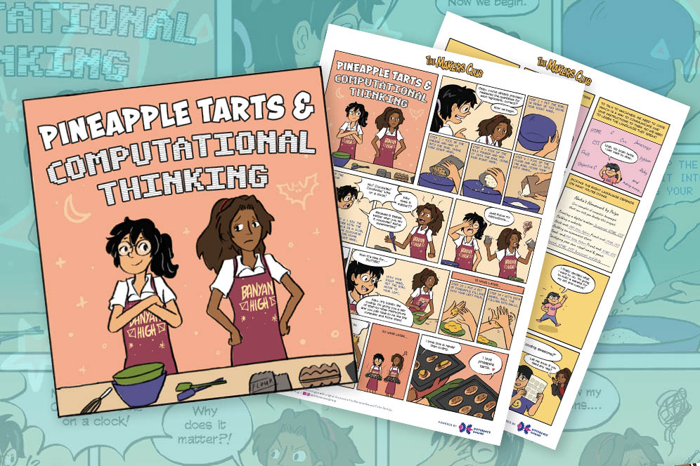One Page Comics