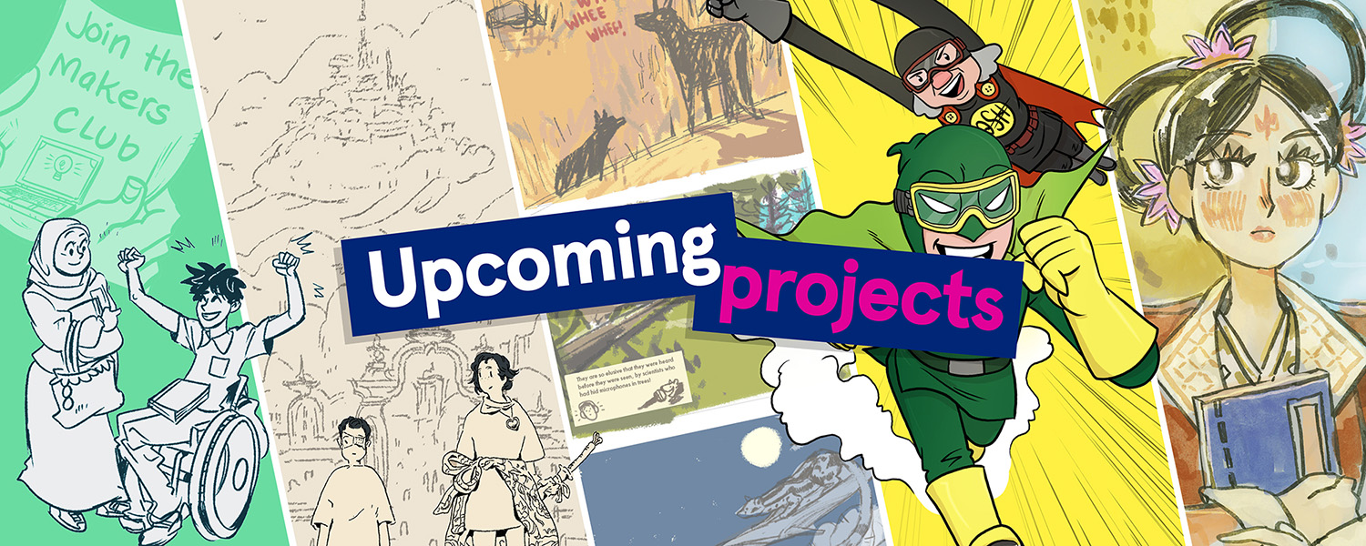 Tales of young entrepreneurs, rarely-heard-of native animals, spirit worlds, and more exciting stories by SEA comic creators feature in Difference Engine's 2021 publishing line-up